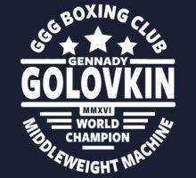 Gennady Golovkin Boxing Club One Piece - Short Sleeve