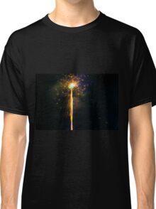 July 4 BBQ Fireworks in Cuenca Classic T-Shirt