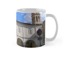 traditional greek church Mug
