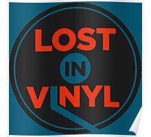 Lost In Vinyl Poster