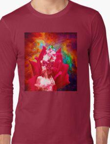 Star Flower Long Sleeve T-Shirt