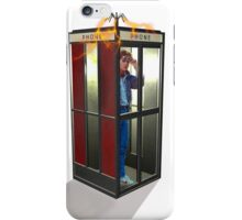 Bill, Ted & Marty ! Back to the Future / Excellent Adventure Mash! iPhone Case/Skin