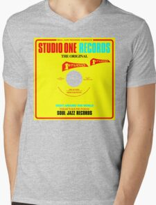 Studio One Original Mens V-Neck T-Shirt