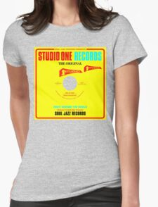 Studio One Original Womens Fitted T-Shirt