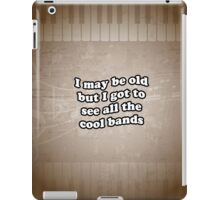 Cool Bands iPad Case/Skin