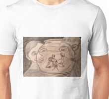 The Fishbowl Woman Unisex T-Shirt