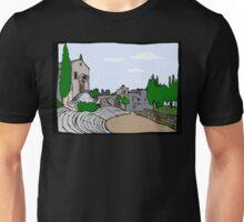 Roman Theatre,Verona,Italy Unisex T-Shirt