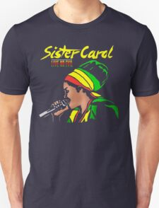 Sister Carol - Live No Evil T-Shirt