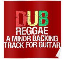 Dub Reggae Poster