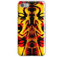 Graffiti pattern  iPhone Case/Skin