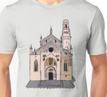 Verona Cathedral Unisex T-Shirt
