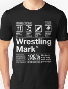 Wrestling Mark Manual! Unisex T-Shirt