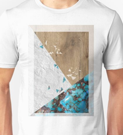 Cycle of Paper Unisex T-Shirt