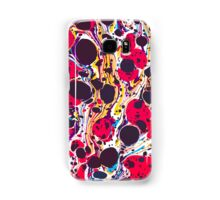 Psychedelic Vintage Marbled Paper Pepe Psyche Samsung Galaxy Case/Skin