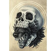 Beast Within Photographic Print