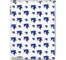 Sonic the hedgehog (2) iPad Case/Skin