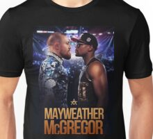 mayweather vs mcgregor Unisex T-Shirt