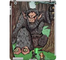 The Gorax iPad Case/Skin