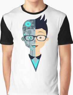 a smart robot   Graphic T-Shirt