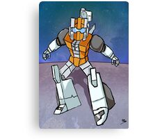 Transformers- Alpha Bravo Canvas Print