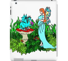 Mother to Be Fairy iPad Case/Skin