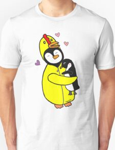 Penguin Hugs Unisex T-Shirt