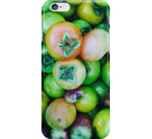 Oh Persimmons iPhone Case/Skin