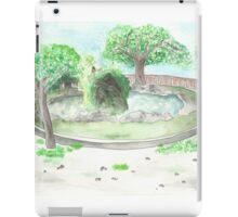 Italian Park iPad Case/Skin