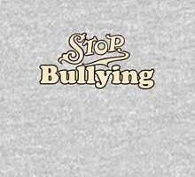 Stop bullying anti bully Womens Fitted T-Shirt