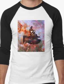 NEMESIS Men's Baseball ¾ T-Shirt