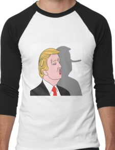 donald trump Men's Baseball ¾ T-Shirt
