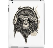 Smokin' Monkey iPad Case/Skin