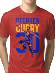 curry Tri-blend T-Shirt
