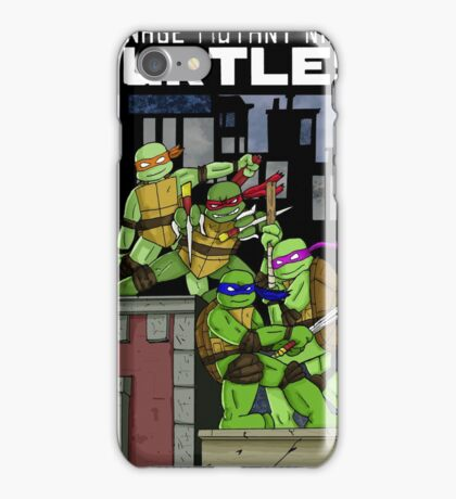 Tmnt iPhone Case/Skin
