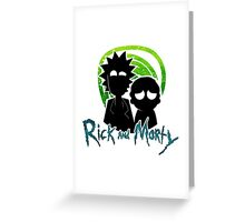 Doctor Rick Greeting Card