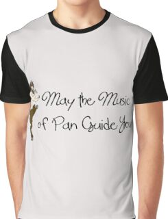 May the Music of Pan Guide You Graphic T-Shirt