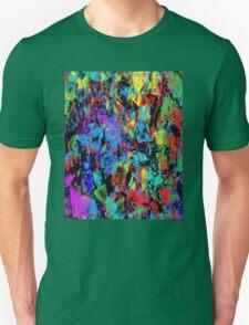 Broken Glass Unisex T-Shirt