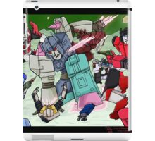 Transformers- Overlord iPad Case/Skin