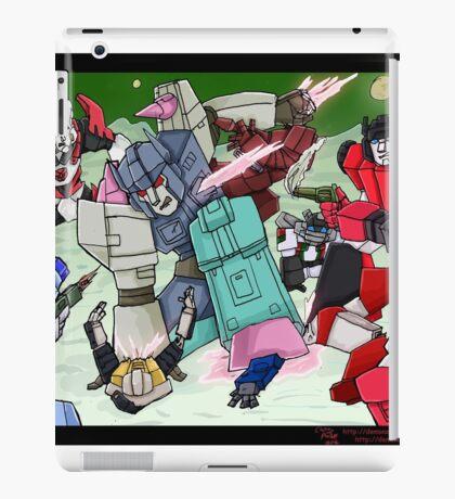 Transformers- Overlord iPad Case/Skin