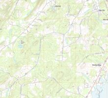 USGS TOPO Map Alabama AL Pell City 20111206 TM Sticker