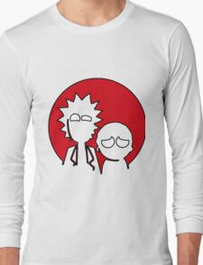 RickMorty Long Sleeve T-Shirt