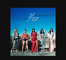 Fifth Harmony 7/27 Album Cover Unisex T-Shirt