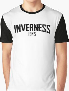 INVERNESS 1945 Graphic T-Shirt