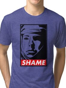 Game of Thrones - SHAME!!!!!! Tri-blend T-Shirt