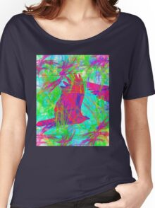 Birds in Flight Women's Relaxed Fit T-Shirt