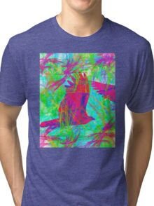 Birds in Flight Tri-blend T-Shirt