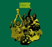 Brazilian Legends Unisex T-Shirt