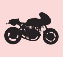 BMW R100 Cafe Racer Baby Tee