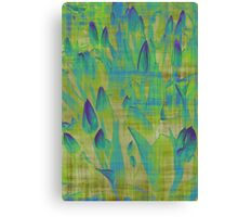 Floresart Buds and Tips  Canvas Print