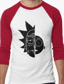 RickMorty Men's Baseball ¾ T-Shirt